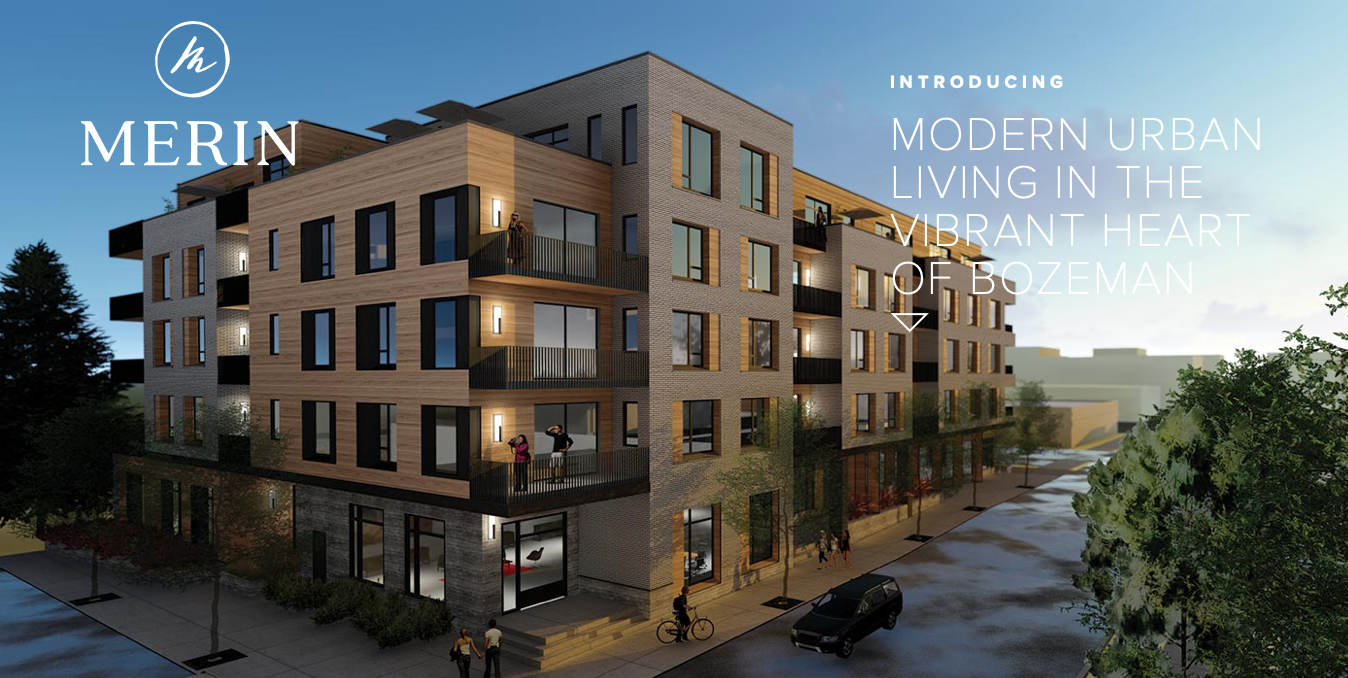 New Bozeman Development – The Merin Building