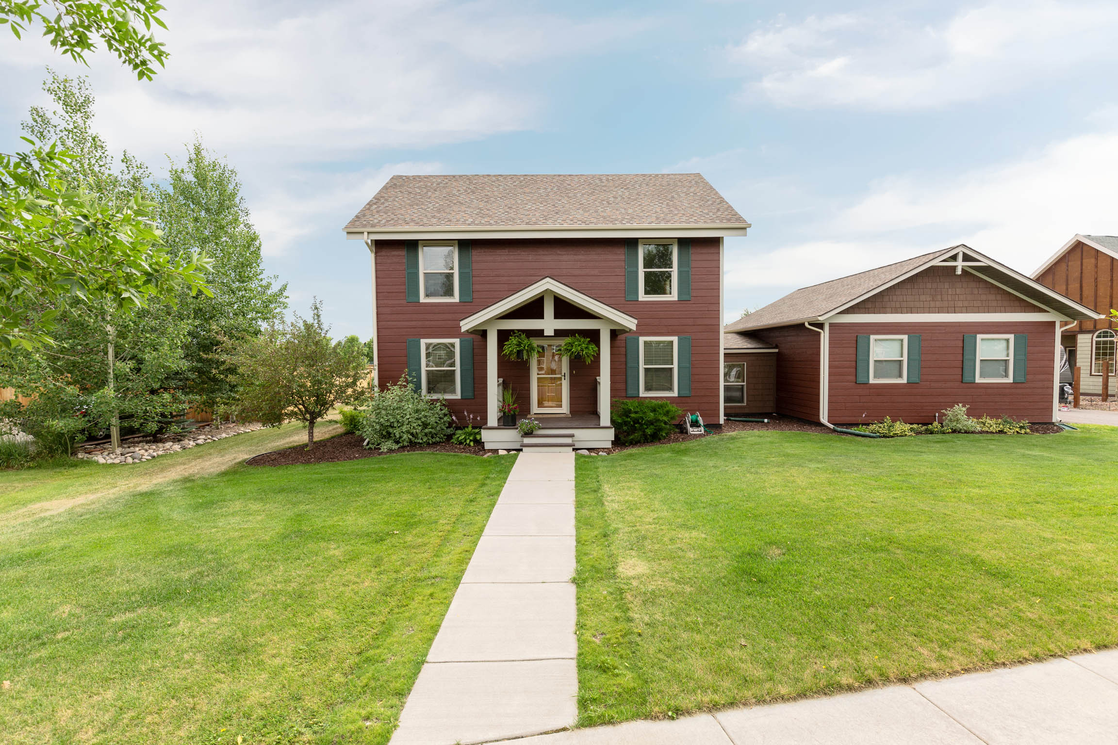 New Listing: Home on Large Lot in Landmark Subdivision