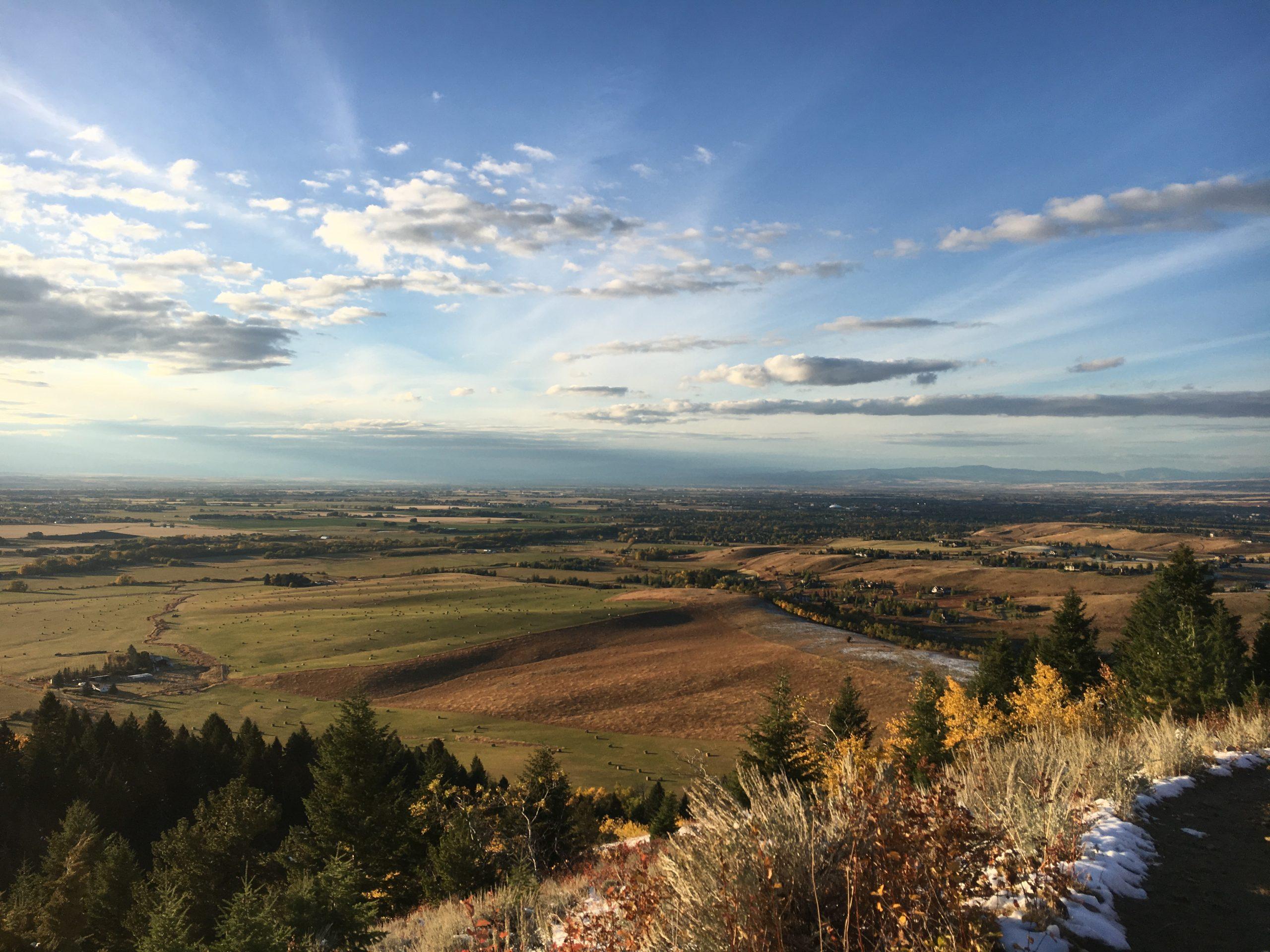 Fall Hikes in Bozeman