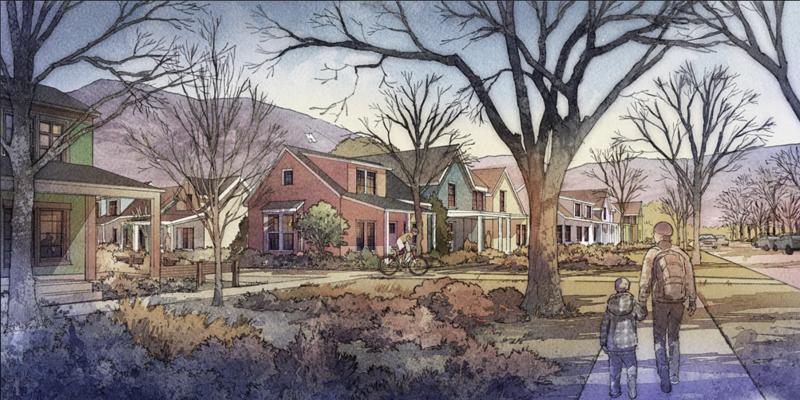 Bridger View Neighborhood